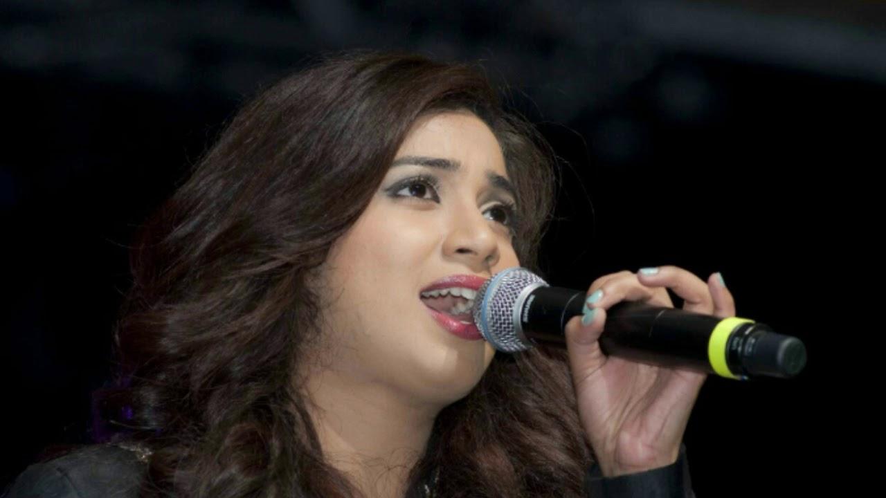 shreya goshal best romantic ringtone for new singers on youtube
