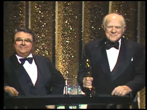 Hal Roach Receives an Honorary Award: 1984 Oscars