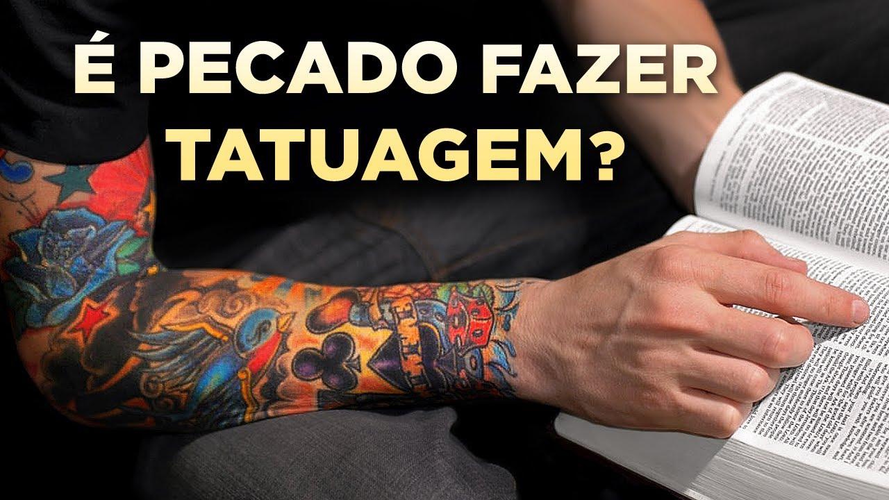é Pecado Fazer Tatuagem O Que A Bíblia Diz Sobre Tatuagem Pastor Antonio Junior