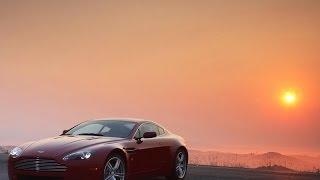 Aston Martin V8 Vantage 2005 купе