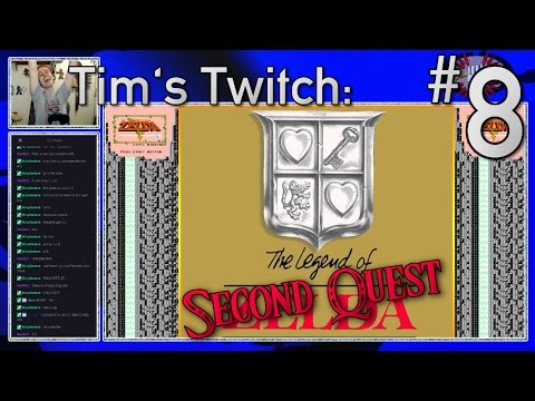 Tim's Twitch - The Legend of Zelda: 8. Four Shame