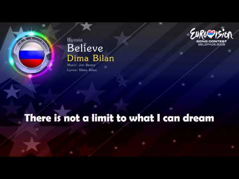 [2008] Dima Bilan -