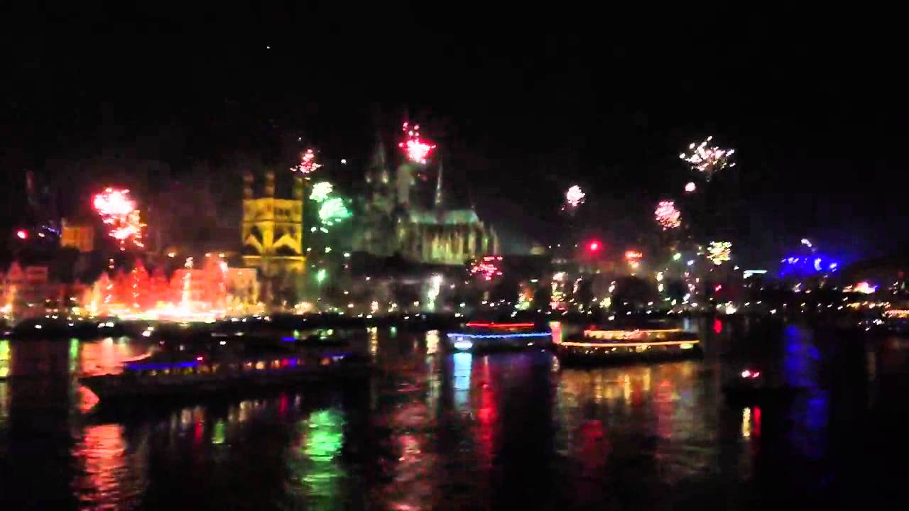 Happy new year 2013 cologne germany youtube - Happy new year sound europe ...