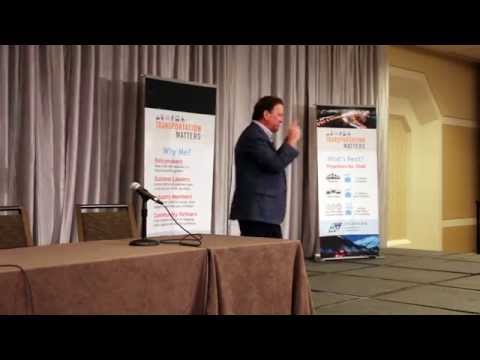 Keynote by Jim Carroll - Transportation Matters Summit 2014