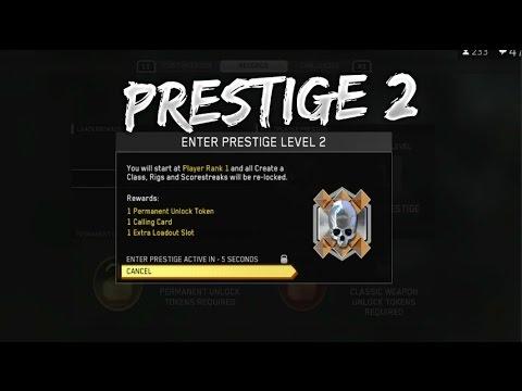 Kor3aYn Entering 2nd Prestige in Infinite Warfare
