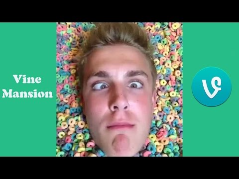 Thumbnail: Try Not To Laugh Watching Jake Paul Top Vines Compilation w/ Titles 2016