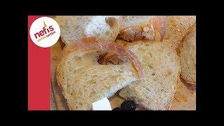 Ekmek Tarifi - Hamur Yoğrulmadan Ekmek Nasıl Yapılır? - Nefis Yemek Tarifleri