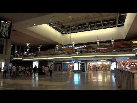 1/2 Midnight Los Angeles International Airport  / LAX California USA