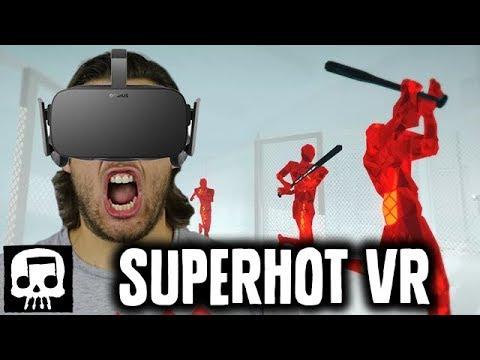 NINJA STAR IT! - Superhot VR  
