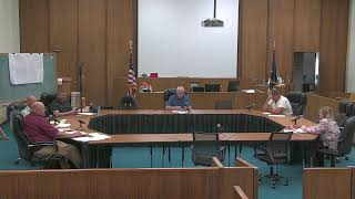 Swain County Commissioners - May 6th, 2020
