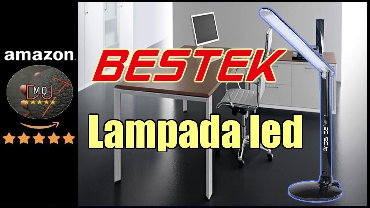 Dimmerabile Controllo Touch-Sensitive Lampade da lavoro a Led e porta USB per i bambini… OCOOPA Lampada da Scrivania dimmerabile a LED