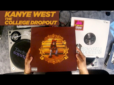 Discover The Samples Behind Kanye West's Iconic Debut Album 'The College Dropout'