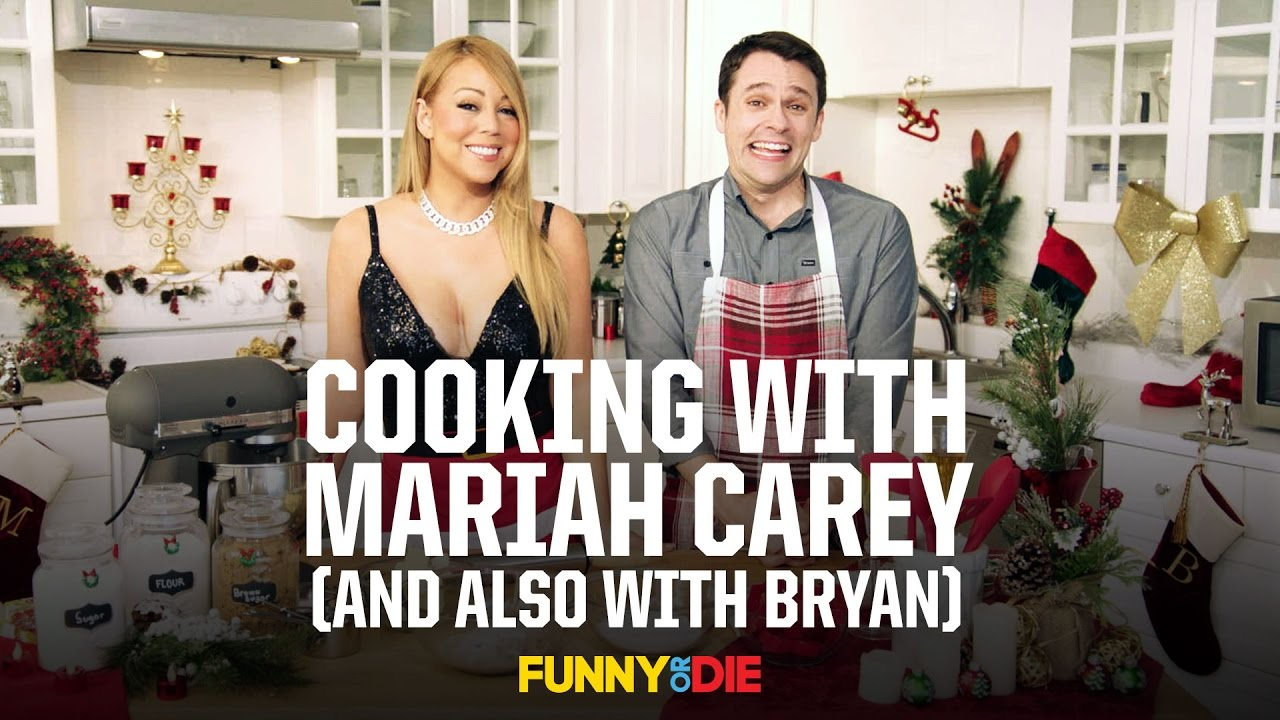 Download Cooking with Mariah Carey (And also with Bryan)