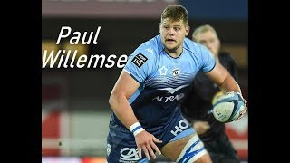 Paul Willemse Rugby Tribute - Future French Lock ? - 2018