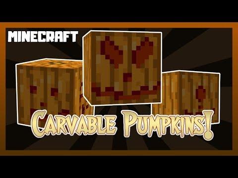 minecraft-|-carvable-pumpkins-mod!-how-to-carve-pumpkins---halloween
