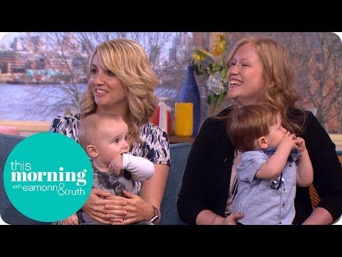 We Feed Our Babies Strangers' Breast Milk | This Morning