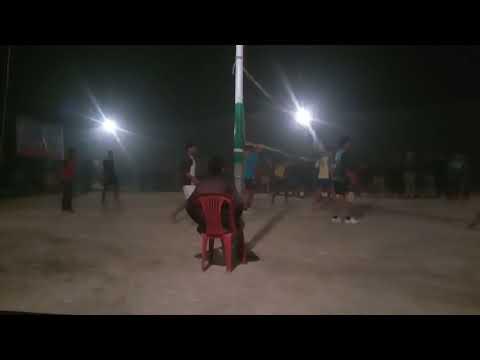 Indian sports club Payakpur night tunament basti v/s ajamgarh
