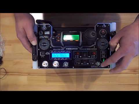 Intro to the Commander for the Yaesu 857, made in the USA by Hardened Power Systems