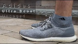 Adidas Ultra Boost Uncaged test & review - A versatile running shoe