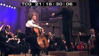 Brantelid plays Prokofiev Sinfonia Concertante Mov. 2 (part 1) in the Paulo Competition Final 2007