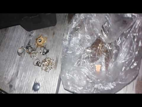 Magnet fishing $4000 find Magnet fishing and underwater camera found Gold and silver and diamonds