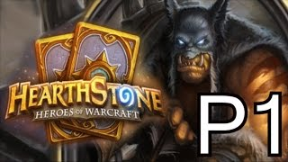 [Hearthstone / Constructed #39] FACE IS THE PLACE? (Mid-Range Hunter P1) [pl, gameplay]