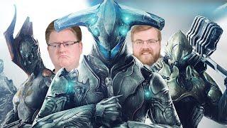 Gaming-Phänomen Warframe trifft PietSmiet