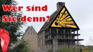 Urbex: UNERWARTETE BEGEGNUNG! | Speichergebäude