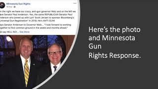 The Minnesota Gun Rights Scam