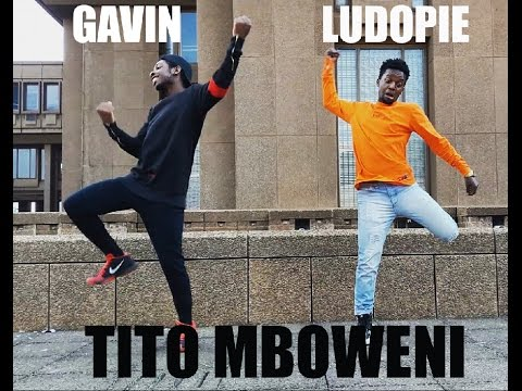 Cassper Nyovest - Tito Mboweni (Dance Video)