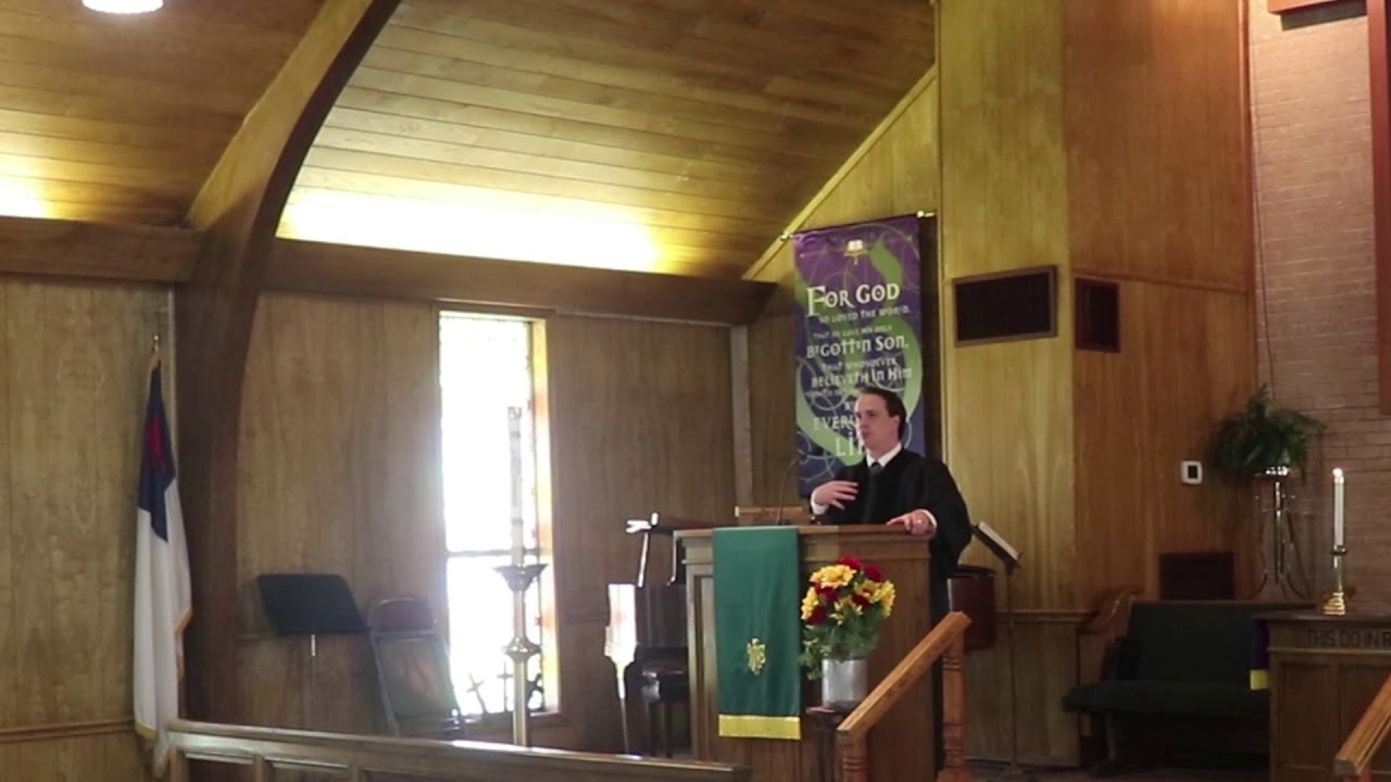 Even The Crumbs - Sermon on Abundance of Grace and Inclusion
