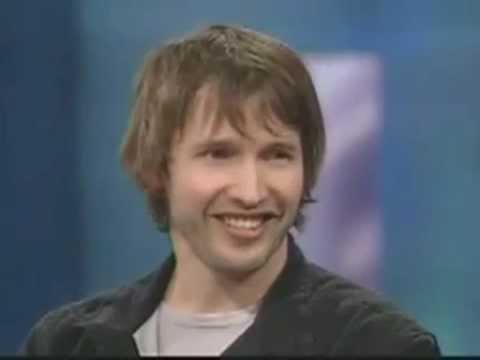 James Blunt Interview on Oprah Winfrey
