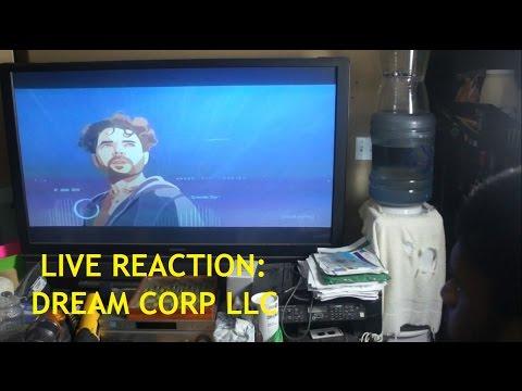 LIVE REACTION: Adult Swim's New Show-Dream Corp LLC Series Premiere