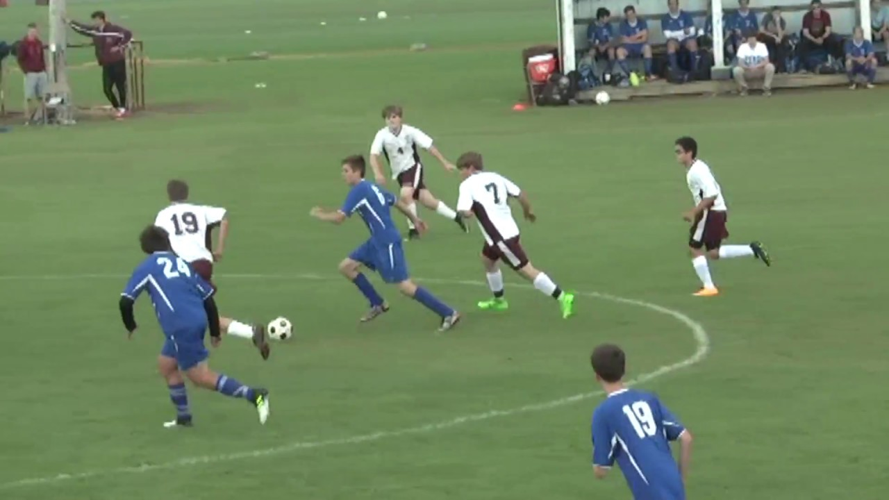 NCCS - Peru JV Boys  9-8-17