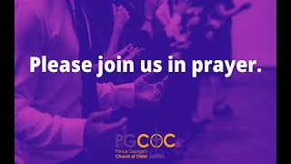 The Prince George Church of Christ Live Stream