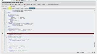 الحفاظ على البيانات الرئيسية في SAP BW 7.4