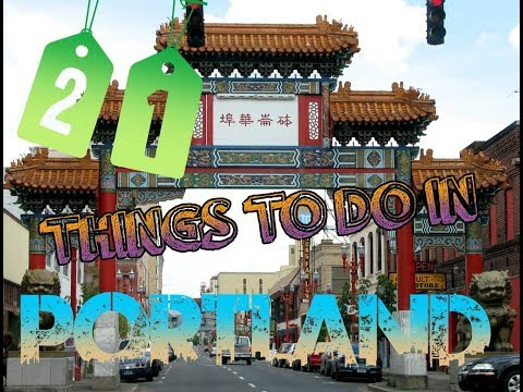 Top 21 Things To Do In Portland