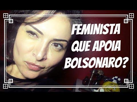 Polêmica: grupo feminista que apóia Bolsonaro - Quequeisso, Brazyl? com Madeleine Lacsko