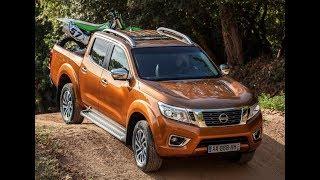 2018 Nissan Navara - Off Road, Towing Capabilities & Twin Turbo Engine