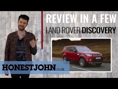 Car review in a few | Land Rover Discovery 2018