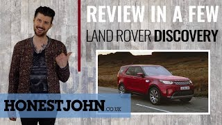 Car review in a few | Land Rover Discovery 2018 - not even a stupid tailgate can ruin it