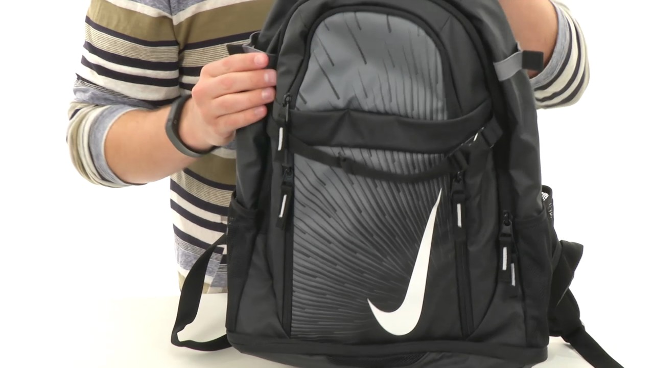 Nike Vapor Elite 2.0 Graphic Baseball Backpack SKU 8762415 - YouTube a4f648c0474d5