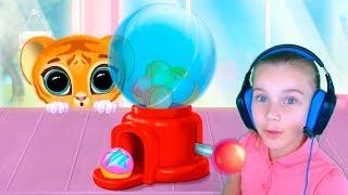 Игры про уход для мальчиков и девочек Люблю играть в игры про виртуального питомца