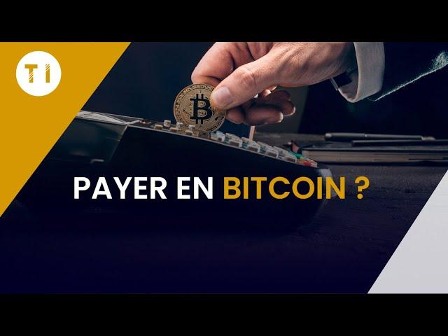 Comment payer en bitcoin (4 conseils)