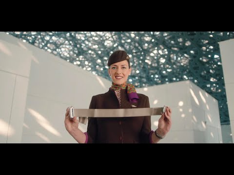 Etihad Airways reveals new safety video