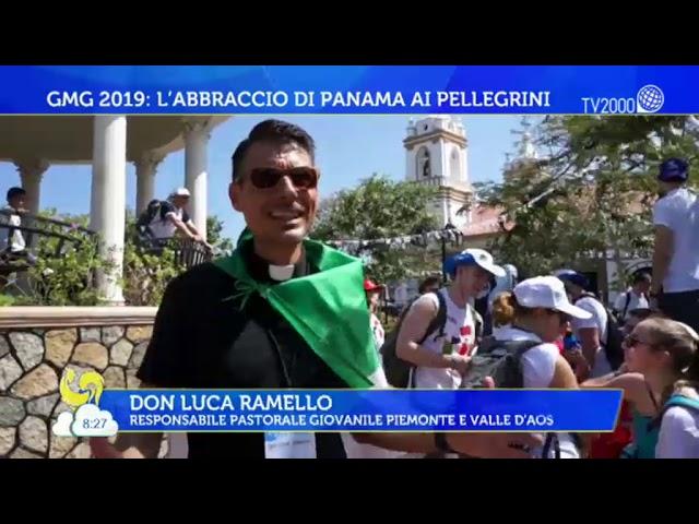 GMG 2019: l'abbraccio di Panama ai pellegrini