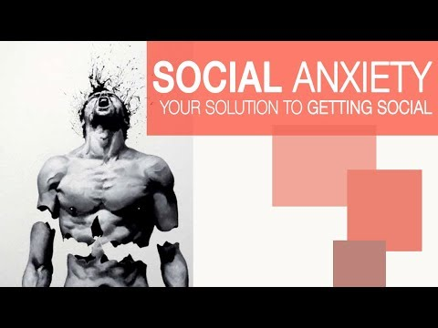 SOLVING SOCIAL ANXIETY The Solution & Tutorial to Living Social Freedom | TSL Podcast