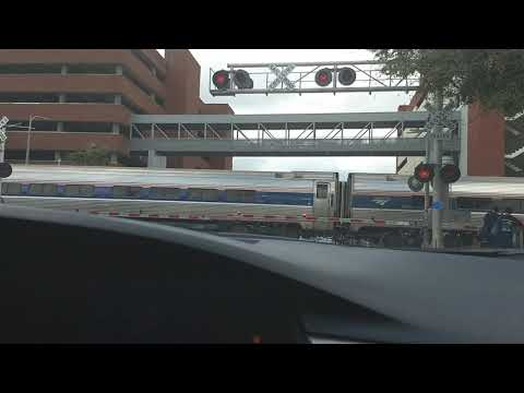 Amtrak at Adventist University of Health Sciences Sept. 22, 2017