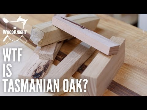 WTF is Tasmanian Oak?