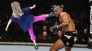 The strongest little girl fighter